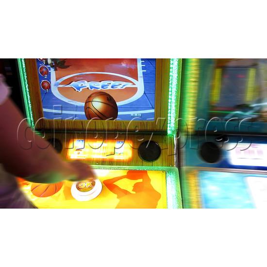 The Champ Ticket Redemption Arcade Machine - play view 2