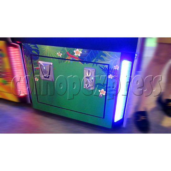 Monkey Swings Ticket Redemption Arcade Machine - front door
