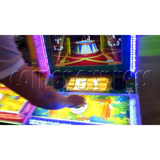Monkey Swings Ticket Redemption Arcade Machine - play view 2