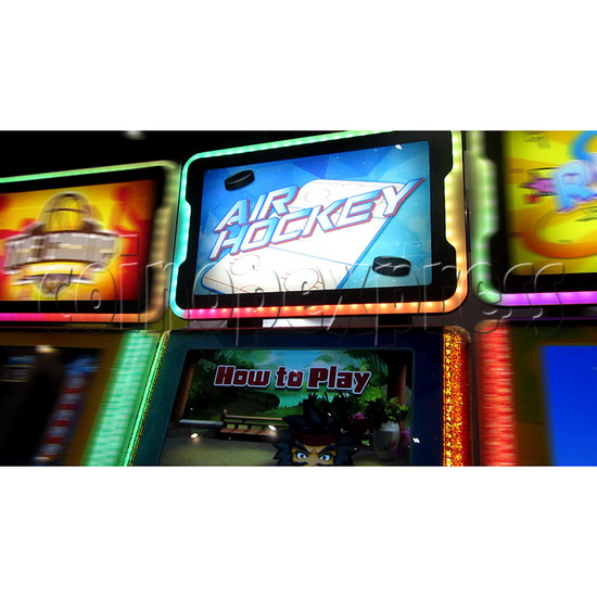 Air Hockey Ticket Redemption Arcade Machine - header