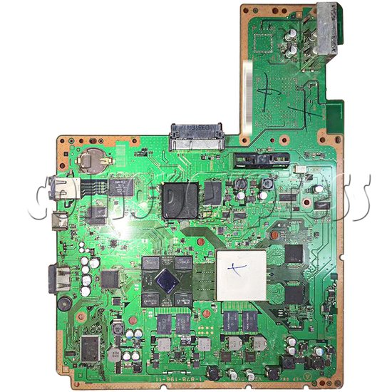 Razing Storm Mother Board System 357 - Part No. GECR-1500 front view