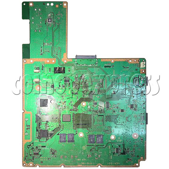 Razing Storm Mother Board System 357 - Part No. GECR-1500 back view