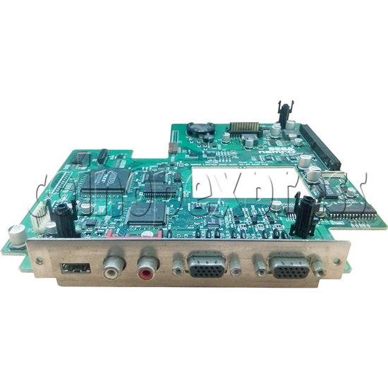 Mainboard for Mario Kart Machine - Part No. AADE-01B2076 front view