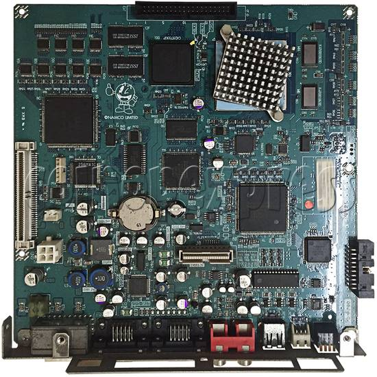 Mainboard for Time Crisis 4 Machine - top view