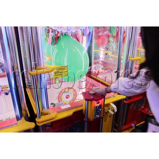 Explosive Balloon Pop Ticket Redemption Arcade Machine 2 Players - play view 1