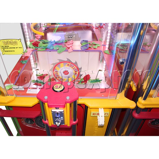 Explosive Balloon Pop Ticket Redemption Arcade Machine 2 Players - controller