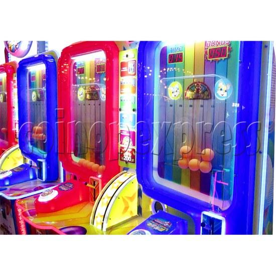 Crazy Rush Ball Ticket Redemption Arcade Machine - playfield 1