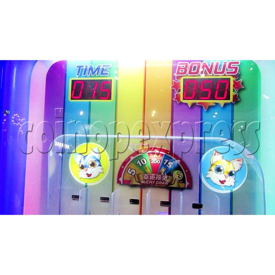 Crazy Rush Ball Ticket Redemption Arcade Machine - playfield 2