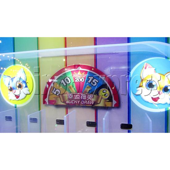 Crazy Rush Ball Ticket Redemption Arcade Machine - lucky draw