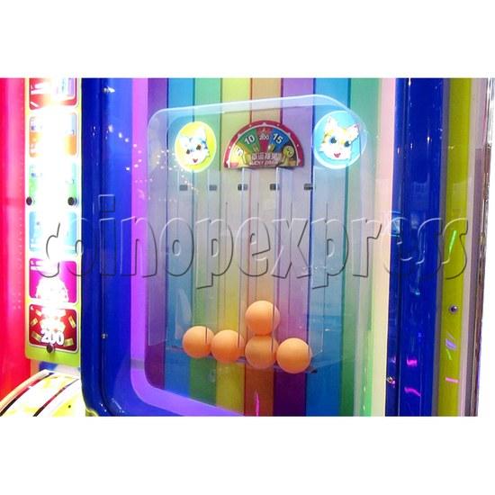 Crazy Rush Ball Ticket Redemption Arcade Machine - grooves