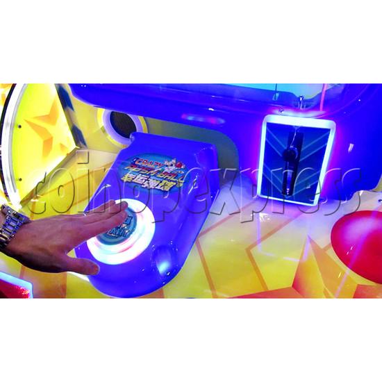 Crazy Rush Ball Ticket Redemption Arcade Machine - play view 1