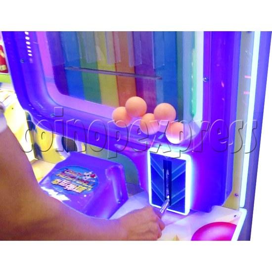 Crazy Rush Ball Ticket Redemption Arcade Machine - play view 3
