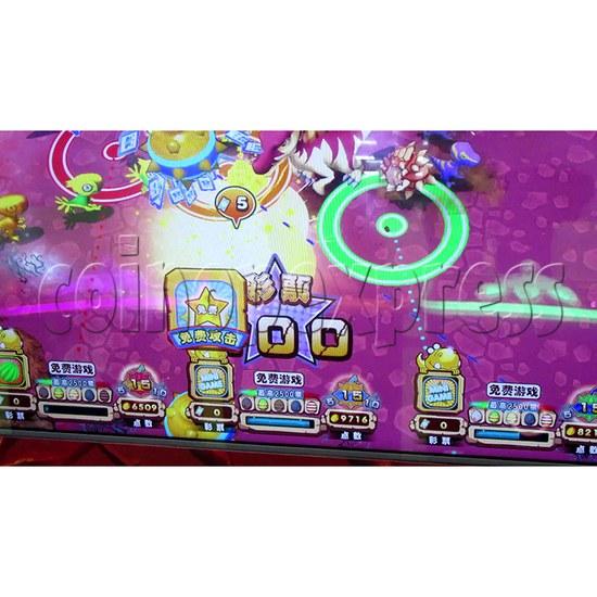 Legend Of Dinosaurs 2 Ticket Redemption Arcade Machine - screen display 5