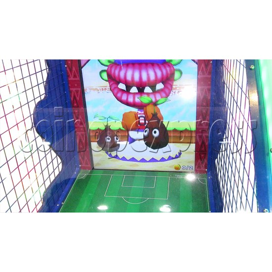 Soccer Party Football Shooting Redemption Machine - screen display 1