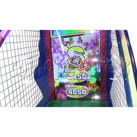 Soccer Party Football Shooting Redemption Machine - screen display 3