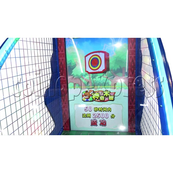 Soccer Party Football Shooting Redemption Machine - screen display 4