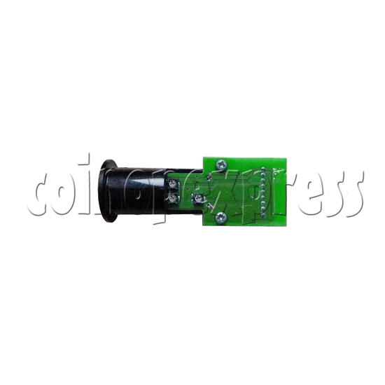 Gun Sensor PCB for Razing Storm Namco RM05-12586-00 back view
