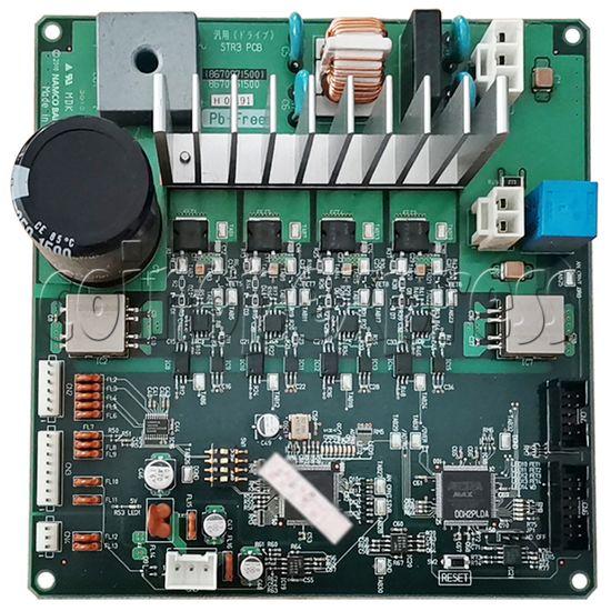 Driver Steering Board STR3 PCB for Wangan Midnight Maximum Tune 3 DX Plus