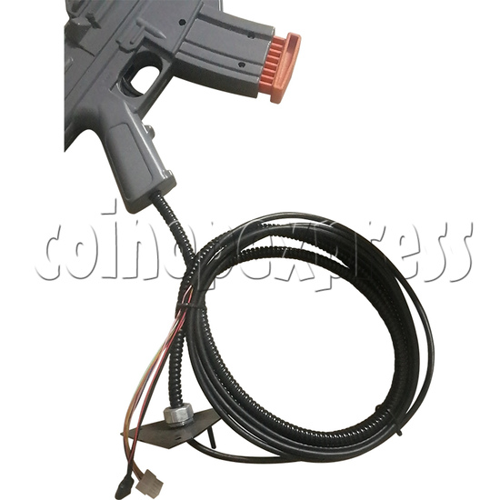 Gun Harness for Terminator Salvation Shooting Arcade Machine