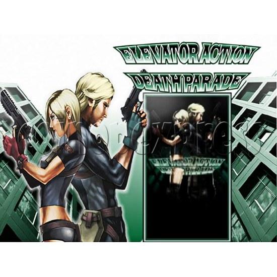 Elevator Action Death Parade Gun Shooting Machine - catalogue 1