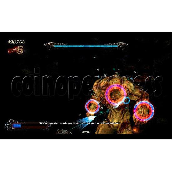 After Dark Gun Shooting Machine SD - screen display 2