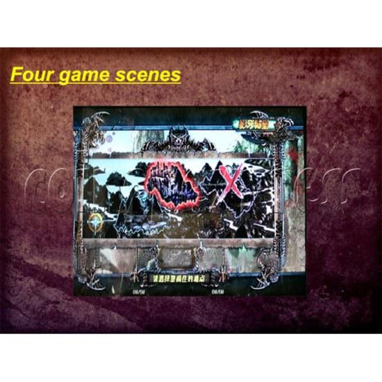 After Dark Gun Shooting Machine SD - screen display 3