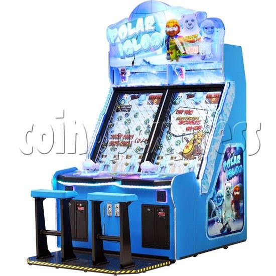 Polar Igloo Arcade Video Redemption Machine - right view
