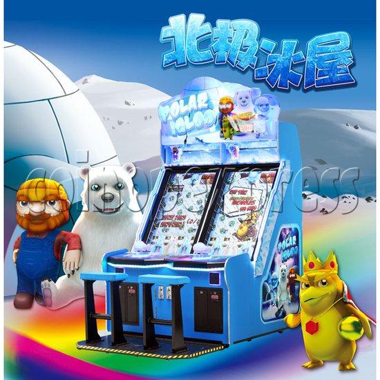 Polar Igloo Arcade Video Redemption Machine - catalogue
