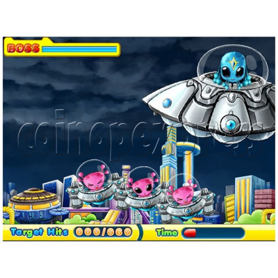 Hammer Fun Arcade Ticket Redemption Machine - screen display 4