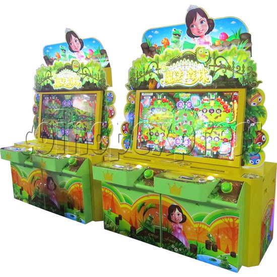 Forest of Magic Arcade Tickets Redemption Machine - right view