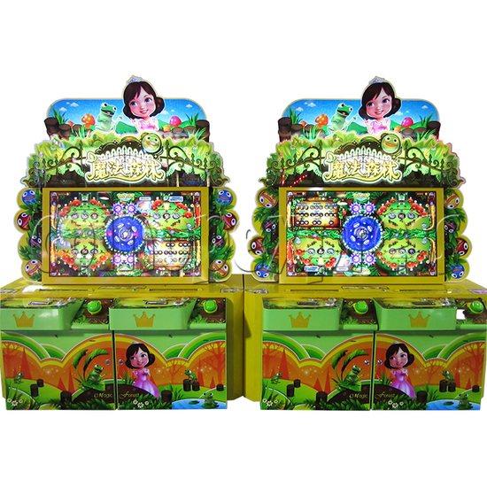 Forest of Magic Arcade Tickets Redemption Machine - front view