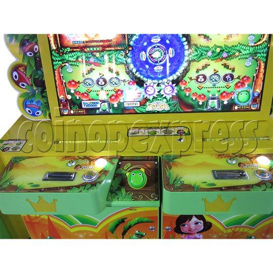 Forest of Magic Arcade Tickets Redemption Machine - console