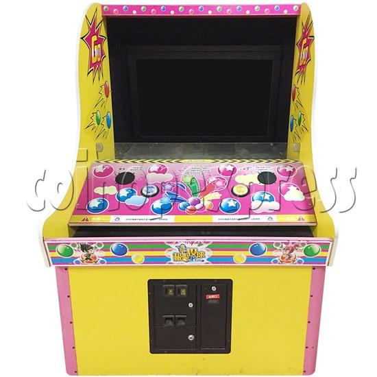Xball Toss Arcade Ticket Redemption Machine - front view