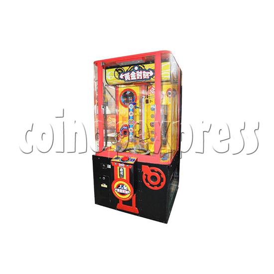 Golden Timing Arcade Ticket Redemption Machine - right view
