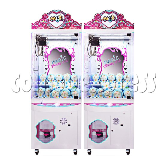 Magic Mirror Claw Crane Machine - 1 Player