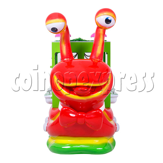 Cute Snail Mini Claw Crane Machine - 8 Players