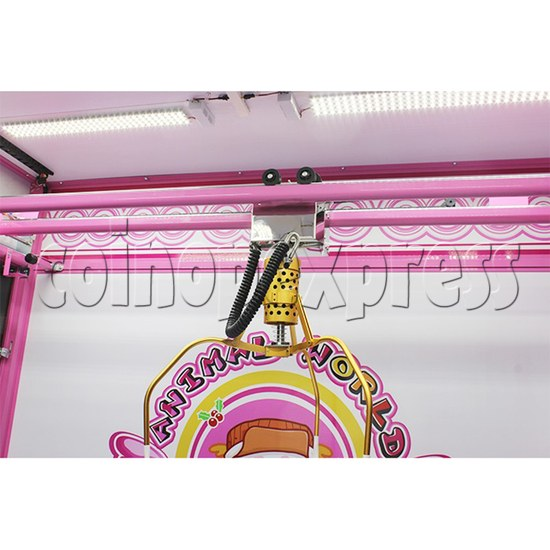 Doll Emprie Giant Claw Crane Machine - 1 Player claw