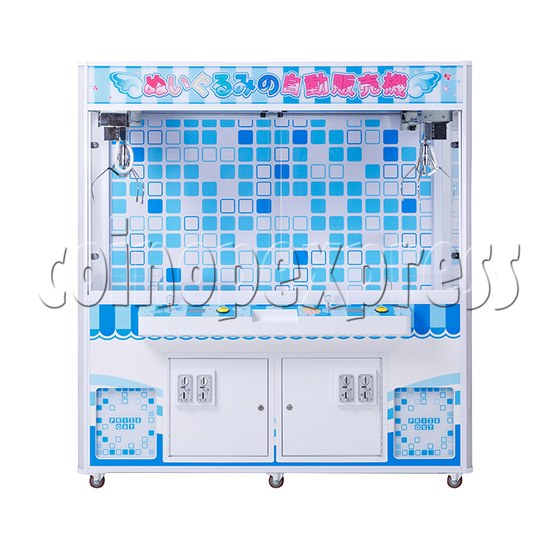 Double Player Claw Crane Machine - 2 Players