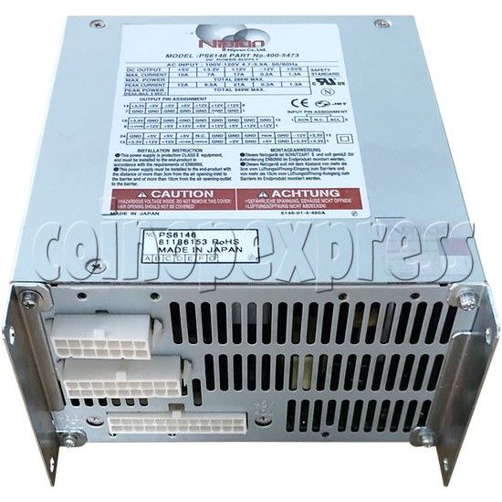 Power Supply Sega 400-5473 full view
