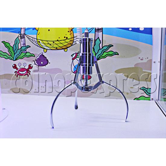 Happy Trip Middle Size Claw Crane Machine - 1 Player claw
