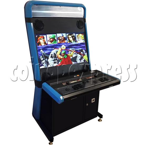 Vewlix Style Lite 32 Inch Arcade Cabinet Black/Blue