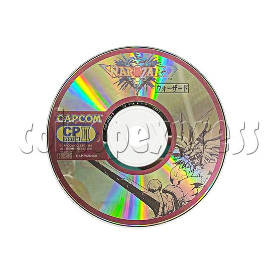 War Zard (Red Earth) software (CD only)