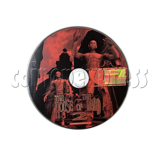 House of Dead 2 (CD only)