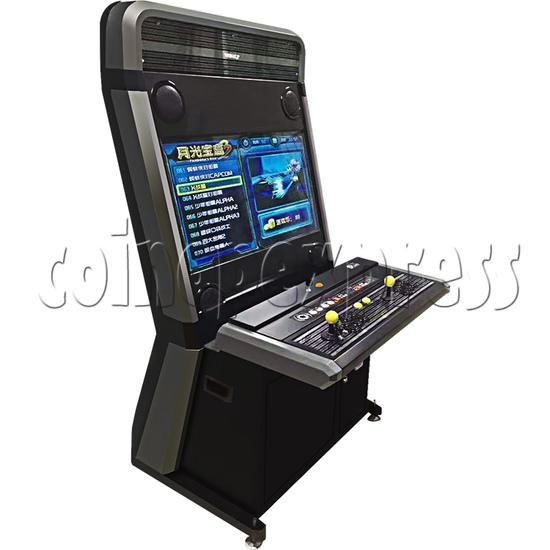Vewlix Style Lite 32 Inch Arcade Cabinet Black/Grey