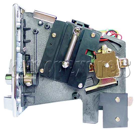 Electronic Coin Acceptor - right view