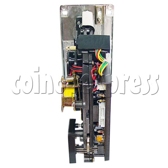 Electronic Coin Acceptor - back view