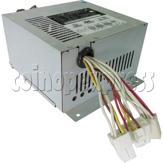 Power Supply for OutRun 2 Sega 400-5443 left view