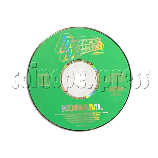 Dance Dance Revolution (CD only)