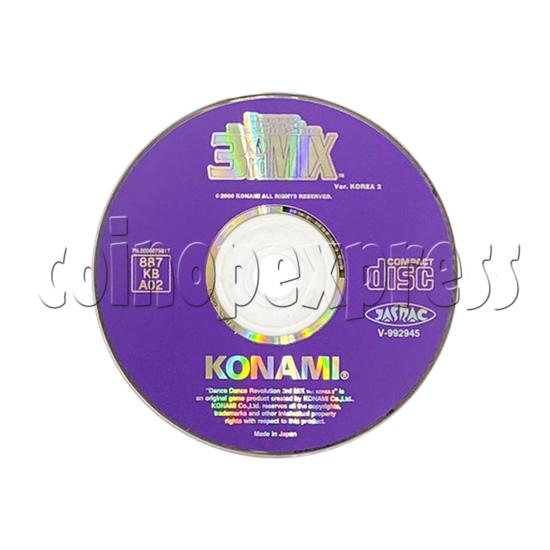 Dance Dance Revolution 3rd Mix - ver. Korea 2 (CD only)
