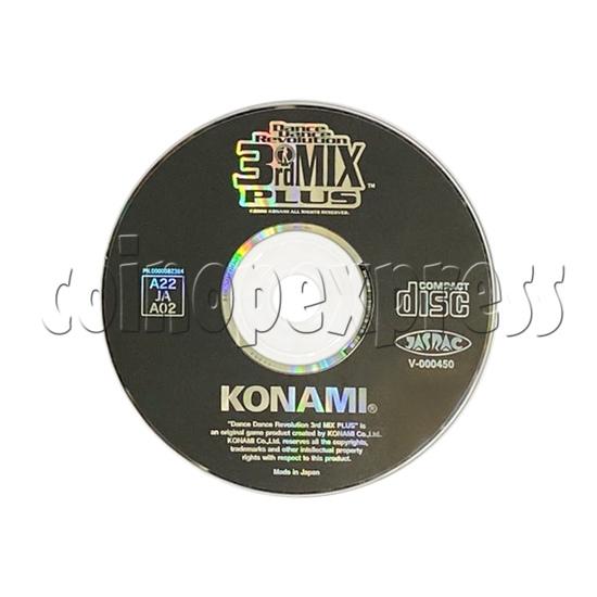 Dance Dance Revolution 3rd Mix Plus (CD only)